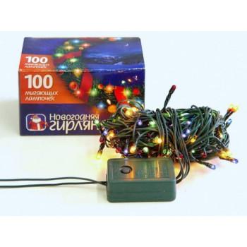 01204 Гирлянда рис 100 ламп