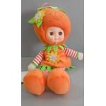 """1016988 Мягкая игрушка """"Кукла костюм ягодка"""""""