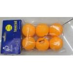 Мячики для пинг-понга (6шт)