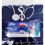 81817 Набор медик 4 предметов