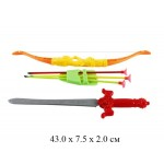 008 Набор меч+лук со стрелами