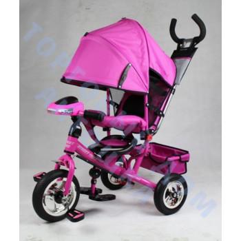 А22-1А Велосипед (розовый)