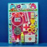 229А Набор доктора на картоне
