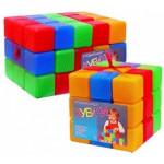09064 Набор цветных кубиков 27эл.