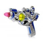 """1414 Пистолет """"Космический"""",свет,звук"""
