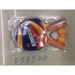 33524 Набор ракеток для пинг-понга с мячиками