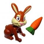 68965 Дрессируем питомца.Кролик с морковкой